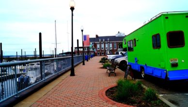 Perth Amboy Marina Food Trucks