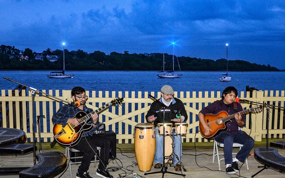 Live Music Series hosted by Perth Amboy Artworks