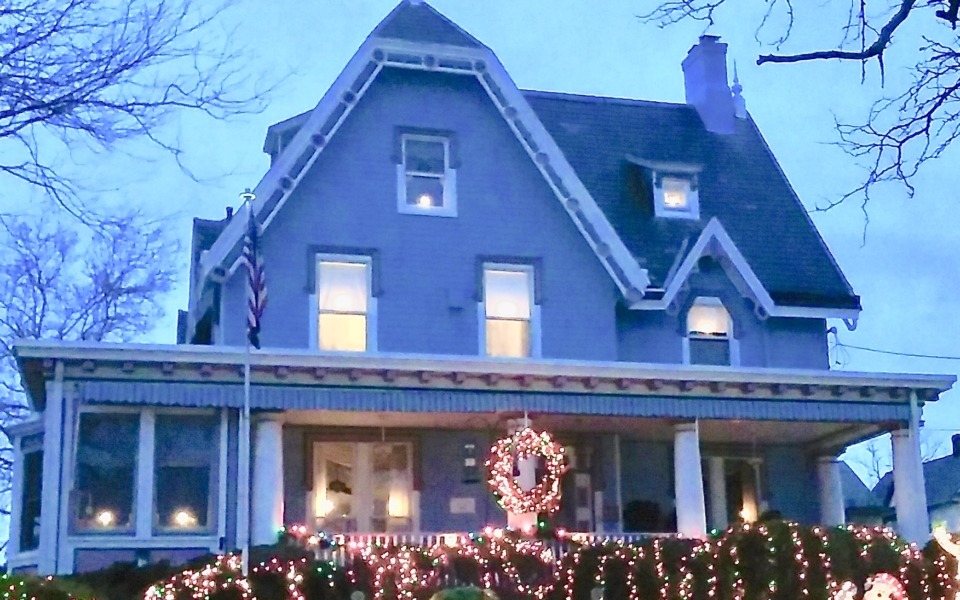 Olde Amboy Homes For the Holidays Water St Perth Amboy NJ