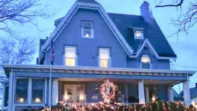 Olde Amboy Homes for the Holidays Tour Perth Amboy NJ
