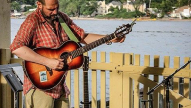Live at the Ferry Slip Music Series Kickoff May 18