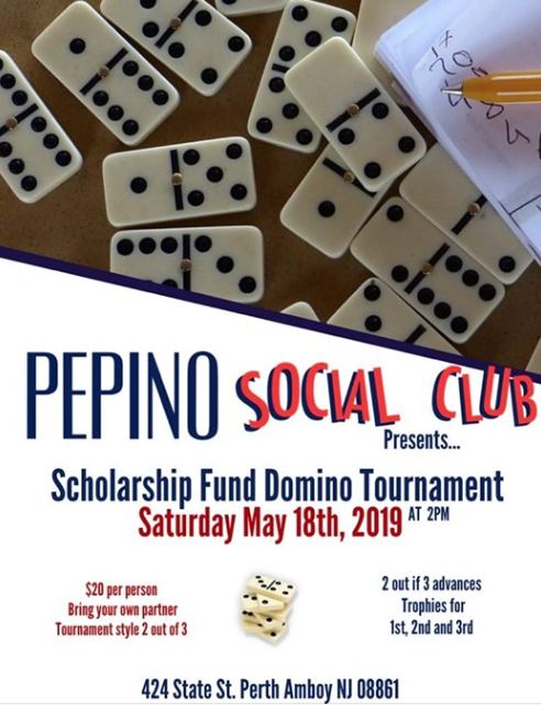 Pepino Social Club Domino Scholarshop Fund Tournament