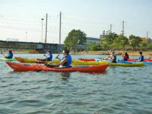 Kayak Perth Amboy