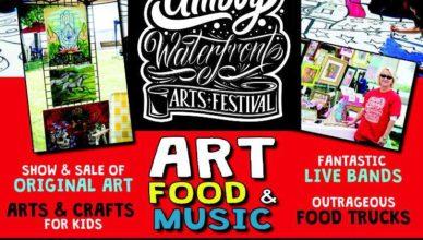 Perth Amboy Waterfront Arts Festival