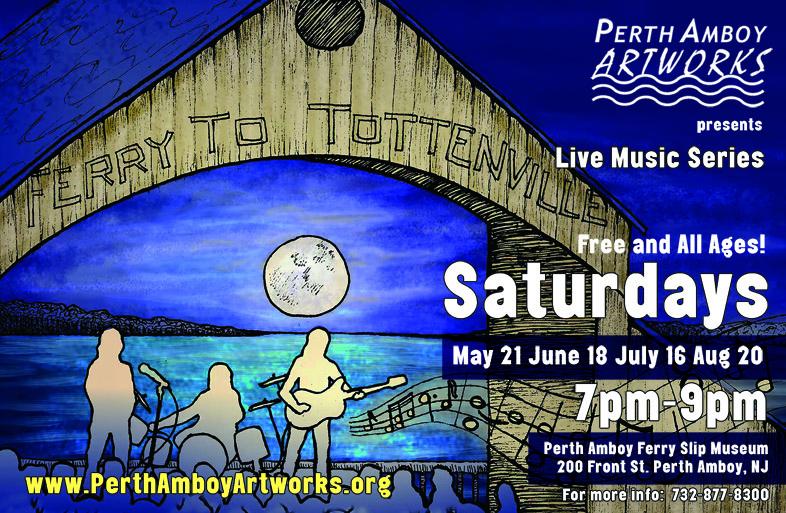 Perth Amboy Artworks Live Music Series
