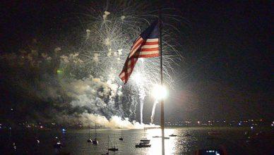 Perth Amboy Fireworks