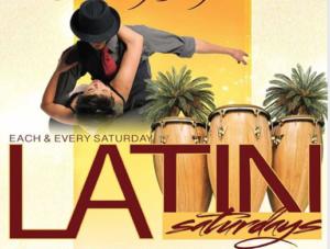 Latin Saturdays at Sangria Lounge