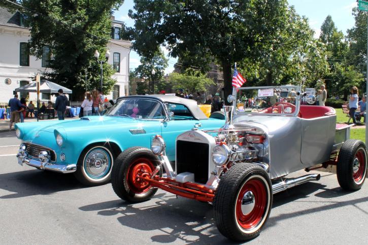 Classic Car Show Perth Amboy