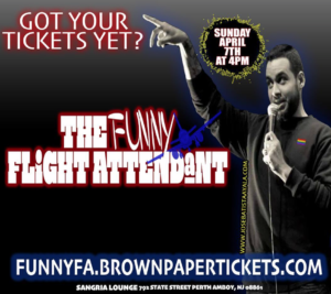 Funny Flight Attendant Comedy Show