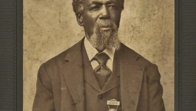 Thomas Mundy Peterson Historic Vote