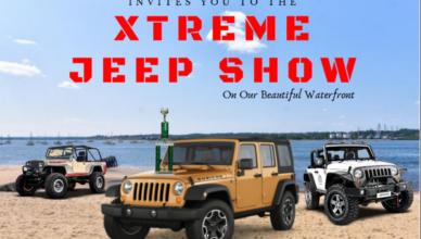 Xtreme Jeep Show Perth Amboy