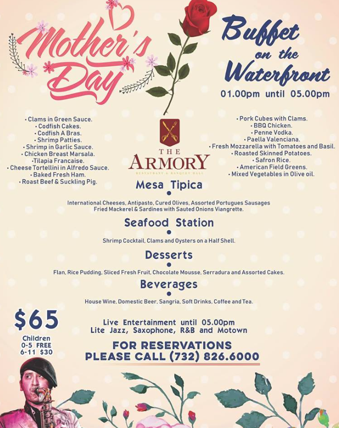 Mothers Day at the Armory