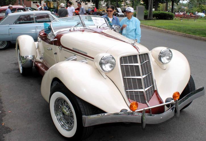 Perth Amboy Classic Car Show