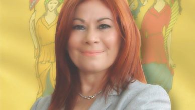 Assemblywoman Yvonne Lopez from Perth Amboy