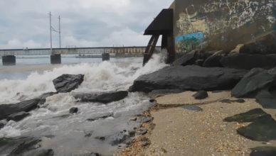 Combined Sewer 2nd St Perth Amboy