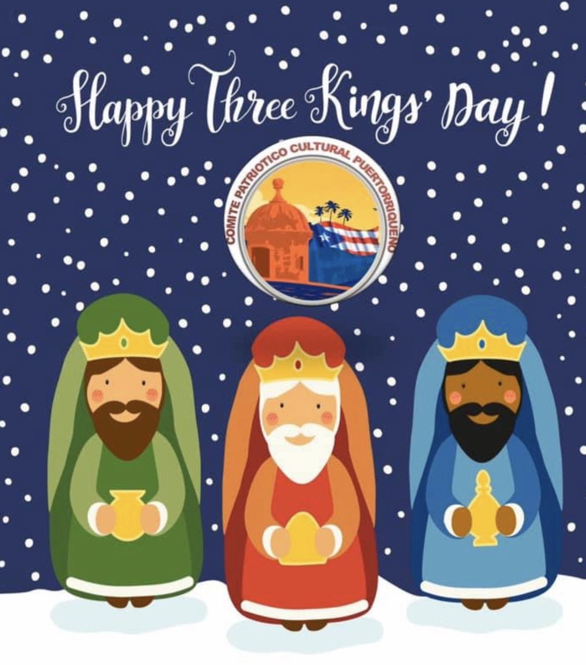 Three Kings Day Celebration Perth Amboy Now
