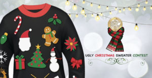 Ugly Christmas Sweater Contest Perth Amboy