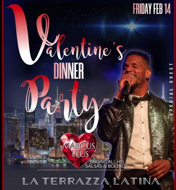 Valentines Day at Terrazza Perth Amboy