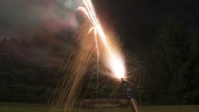 Perth Amboy Fireworks Complaints