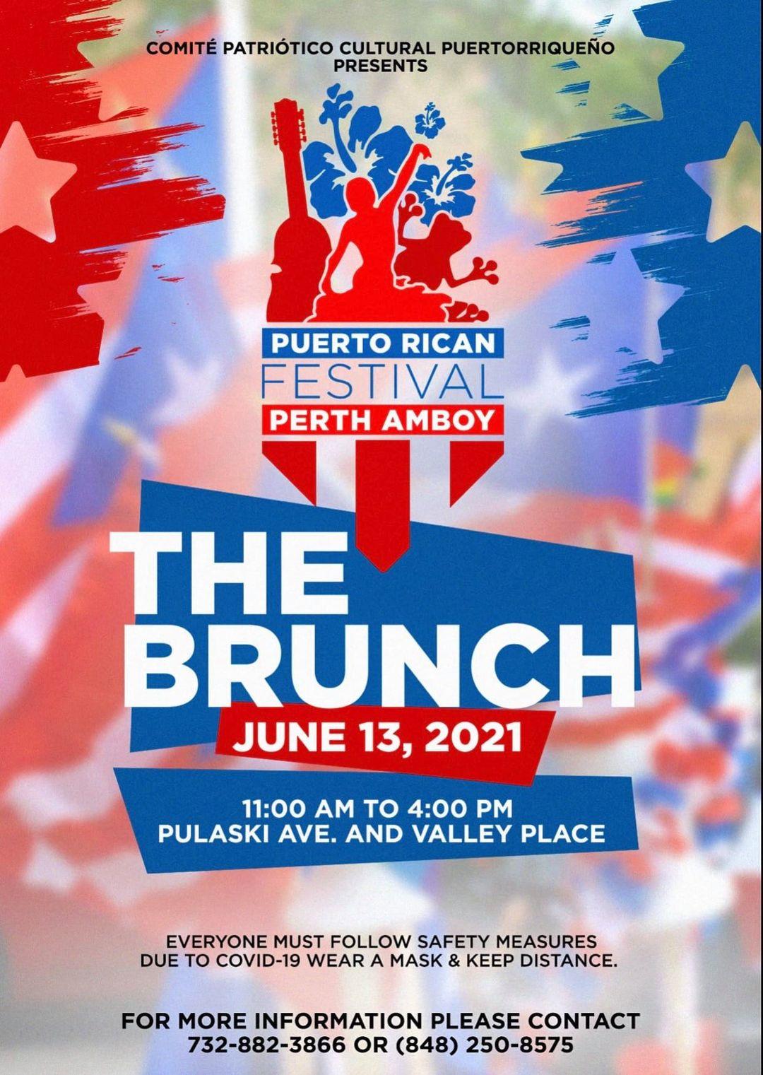 Perth Amboy Puerto Rican Festival 2021