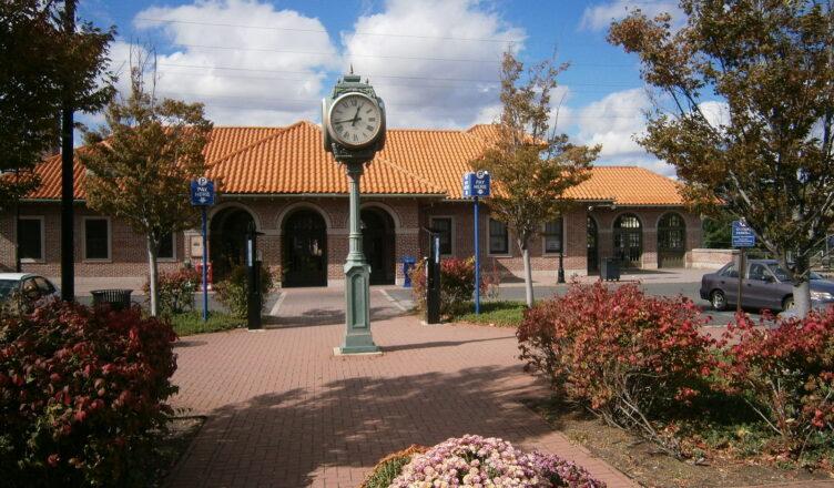 Perth Amboy Train Station
