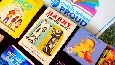 AFTNJ Book Fair