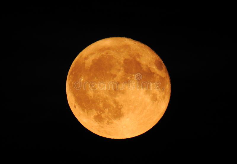 Perth Amboy Harvest Moon