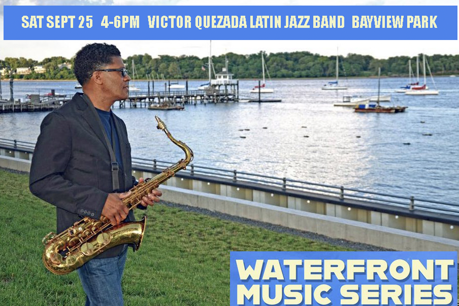 Victor Quezada Live in Bayview Park